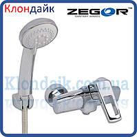 Смеситель для душевой кабины Zegor NEF5 WKB232 (хром)