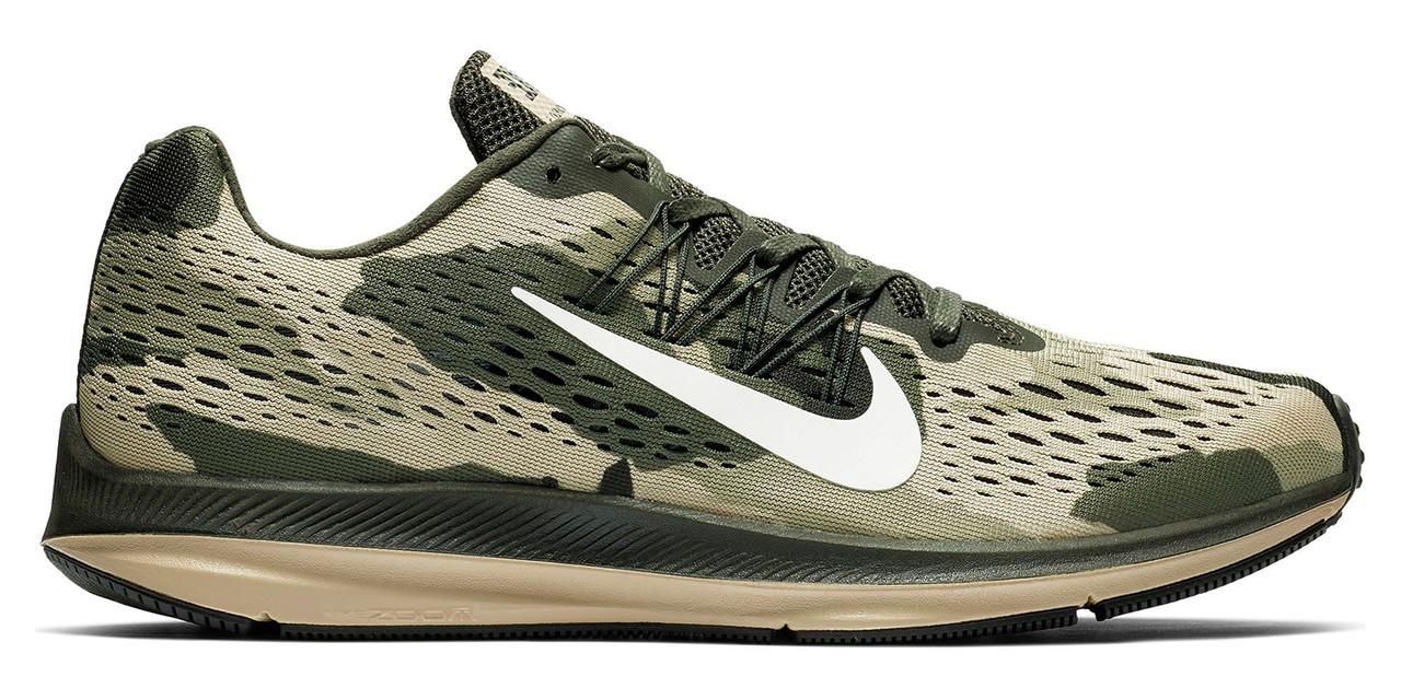 abdafe2b81e3 Кроссовки Nike Air Zoom Winflo 5 Camo BQ7162-302 (Оригинал), цена 2 349  грн., купить в Киеве — Prom.ua ...