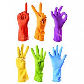 Нитриловые перчатки S