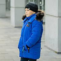 """Детская зимняя куртка на флисовой подкладке для мальчика """"Вери"""", фото 1"""