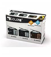 Радио RX 607, Радиоприемник от сети и батареек, Радиоколонка MP3 переносная
