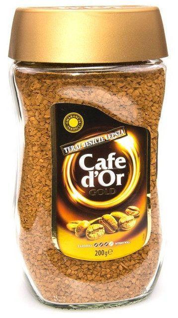 Кофе растворимый Cafe Dor Польша 200г