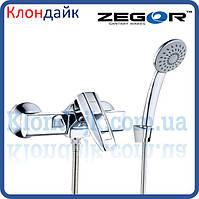 Смеситель для душевой кабины Zegor NOF5 WKB033 (хром)
