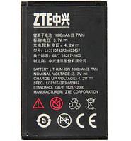 Аккумулятор ZTE Li3710T42P3h553457. Батарея ZTE Li3710T42P3h553457 (1000 mAh) для A310. Original АКБ (новая)