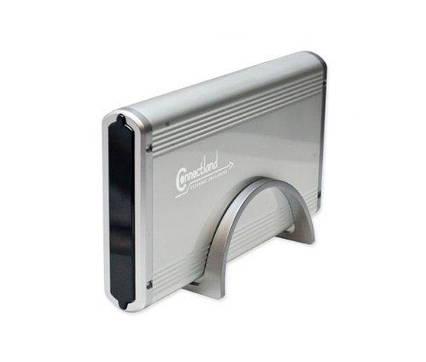 Внешний корпус Connectland USB 2.0 для 3,5-дюймового жесткого диска SATA / IDE CL-ENC35008, фото 2