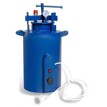 Автоклав HousePro-24 электрический на 24 пол литровых банок (13 литровых)