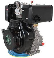 Двигатель дизельный Grunwelt GW 186 FВ (9,5 л.с., шлицы)