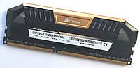 Игровая оперативная память Corsair Venegeance Pro DDR3 4Gb 1600MHz PC3 12800U CL9 (CMY8GX3M2A1600C9A) Б/У, фото 1