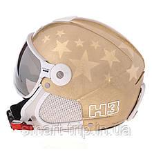Шлем для горных лыж HMR Andromeda 348