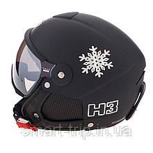 Шлем для горных лыж HMR Trends Destiny Black 410