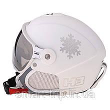 Шлем для горных лыж HMR Trends Destiny White 408