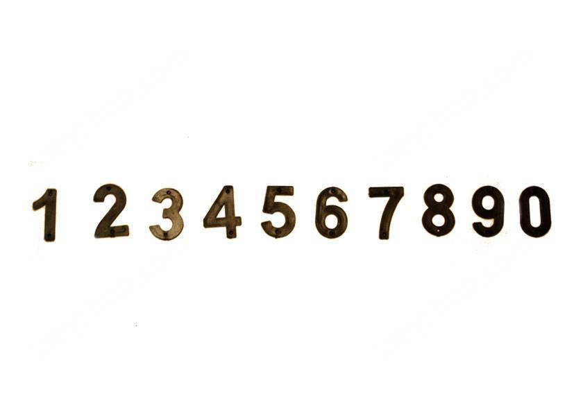 Цифры для улья