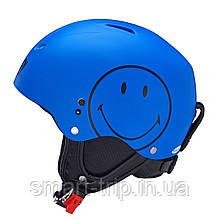 Шлем для горных лыж HMR CO-BRANDING Blue 462