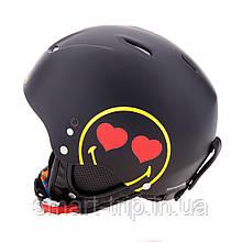 Шлем для горных лыж HMR CO-BRANDING Grey 452
