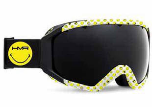 Маска HMR helmets CO-branding Maschere UV S2S3 black SG06