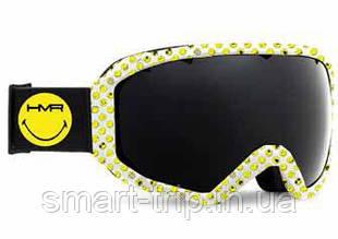 Маска HMR helmets CO-branding Maschere UV S2S3 black SG05