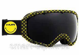 Маска HMR helmets CO-branding Maschere UV S2S3 black SG04