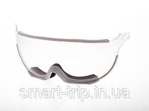 Візор для гірськолижного шолома HMR UV S0 White VT1W
