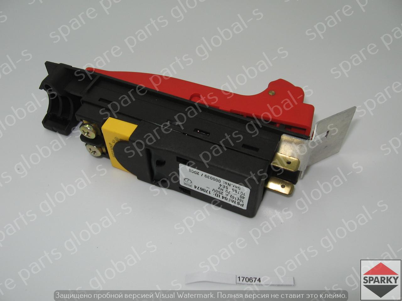 170674 Выключатель PS10E09 SPARKY