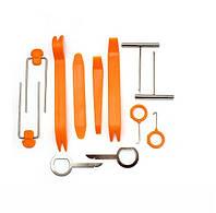 Набор инструментов для разборки салона авто 12 съемников
