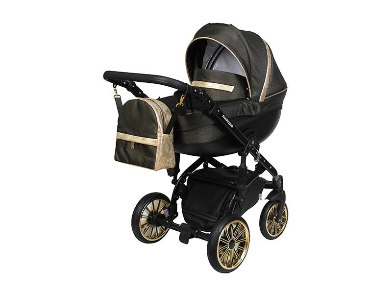"Дитяча універсальна коляска 2 в 1 ""Amadeo Premium"""