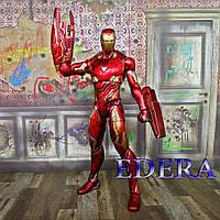 Custom Diamond Select Marvel Select Iron Man MК 50, Железный человек МК50, Залізна людина