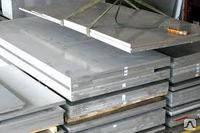 Алюминиевая плита 12мм  2017 T451  (Д1Т)