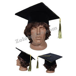 Академическая шапка для ученого