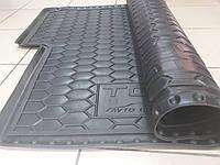 Коврик багажника BMW X3 (F25) (Avto-Gumm) Автогум