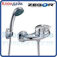 Смеситель для душевой кабины Zegor NHK5-B (хром)