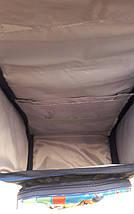 Каркасный школьный ранец Трансформеры для мальчика 36*26*17 см, фото 3