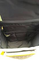 Школьный каркасный ортопедический рюкзак 1-4 класс для девочки 34*25*13 см, фото 3