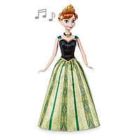 Поющая кукла Анна Дисней 2019 Anna Singing Disney Frozen музыкальная поет