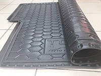 Коврик багажника BMW X5 (E70) (2007-) (F15 2015) Avto-Gumm (Автогум)