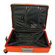 Пластиковый чемодан Echolac FUSION/Electric Orange M EcPW004-402-70 оранжевый 67 л, фото 6