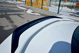 Накладка на спойлер козырек тюнинг Chevrolet Camaro 6 2SS Coupe