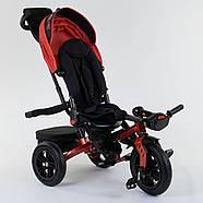 Велосипед трехколёсный Best Trike 9500 - 9172 Красный Гарантия качества, фото 3