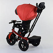 Велосипед трехколёсный Best Trike 9500 - 9172 Красный Гарантия качества, фото 4