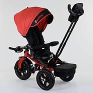 Велосипед трехколёсный Best Trike 9500 - 9172 Красный Гарантия качества, фото 2