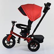 Велосипед трехколёсный Best Trike 9500 - 9172 Красный Гарантия качества, фото 5