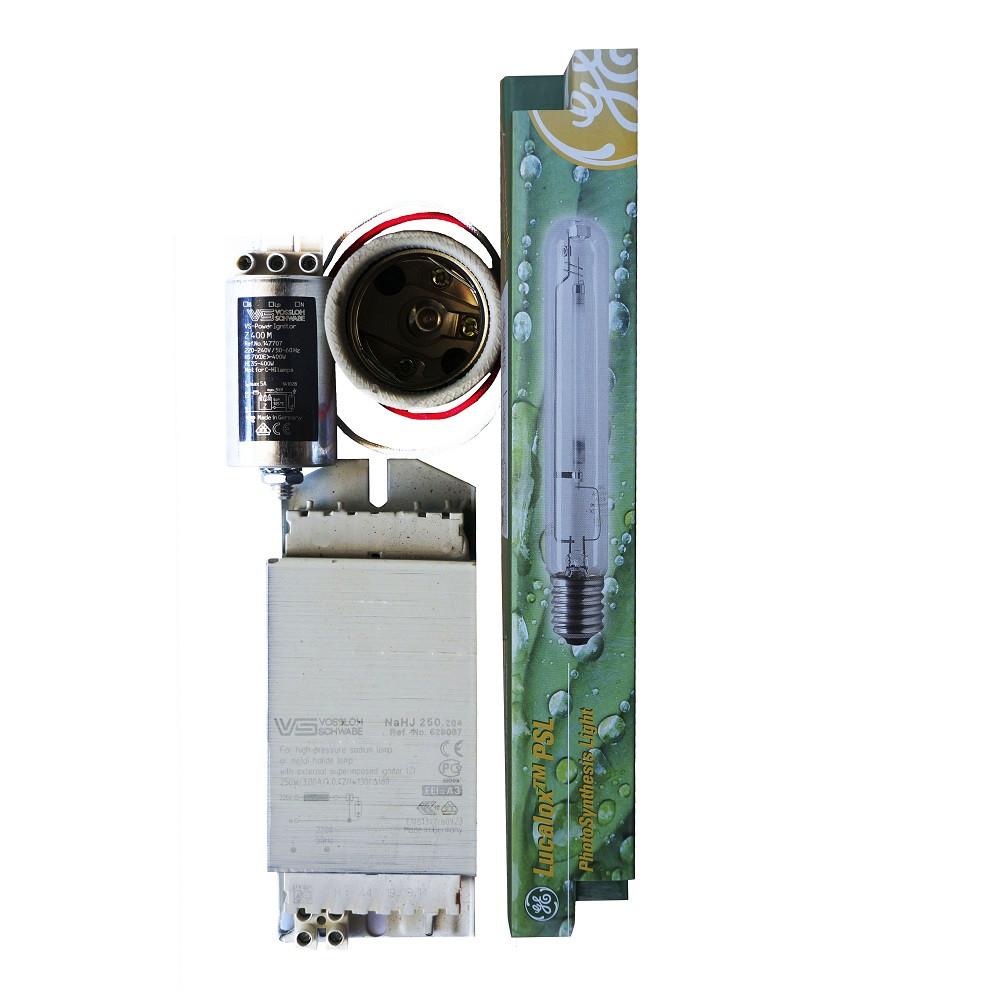 Комплект для рослин Vossloh Schwabe 250W + лампа Osram Plantastar 250W фитолампа