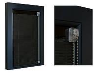 Жалюзи внутренние (межстекольные) алюминиевые горизонтальные магнитные, 16 мм