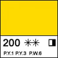 Фарба масляна ЛАДОГА кадмій жовтий світлий (А), 46мл ЗХК
