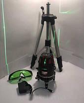 ✔️ Лазерный уровень, нивелир Max MAX 03 + штатив Зеленый Луч 50м, фото 2