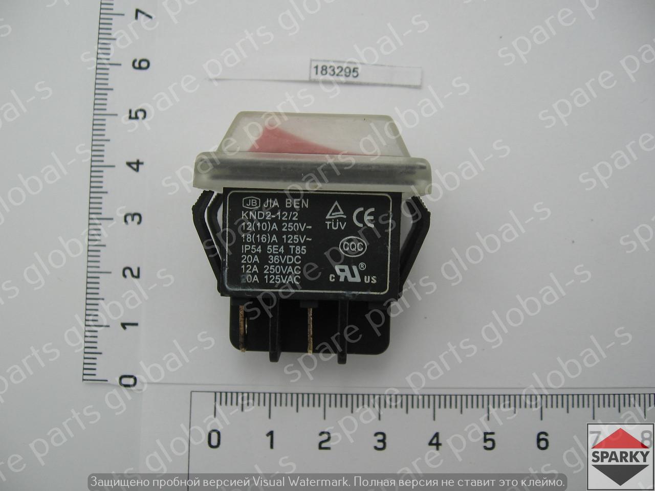 183295 Выключатель SPARKY