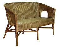 """Диван """"Престиж"""" (из набора). Мебель из ротанга."""