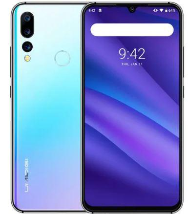 Смартфон UMIDIGI A5 PRO Crystal Blue