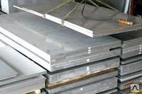 Алюминиевая плита 20мм  2017 T451  (Д1Т)