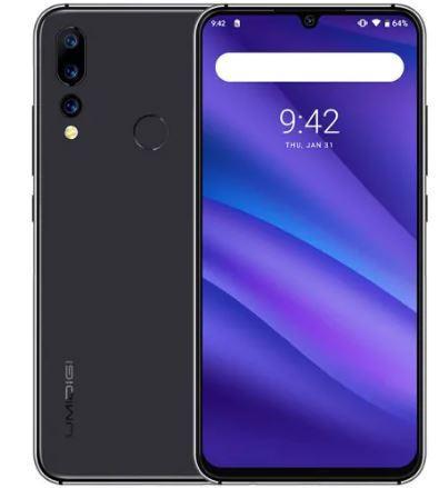 Смартфон UMIDIGI A5 PRO Black