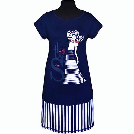 Платье с вискозы с изображением, фото 2